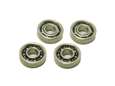 Chrome Steel Bearing (1.5x4x1.2mm)
