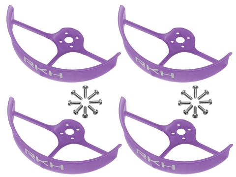 Rakonheli 2 Inch Propeller Guard (4) (Purple)