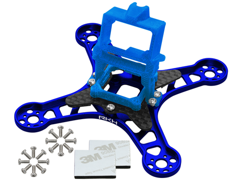 Rakonheli CNC Upgrade Kit (Blue) - EMAX Babyhawk