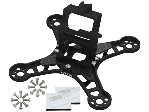 Rakonheli CNC Upgrade Kit (Black) - EMAX Babyhawk
