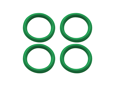 Rubber O-Ring 6x1mm (Green)