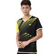 Badminton Shirt Yonex 2323 Black Yellow