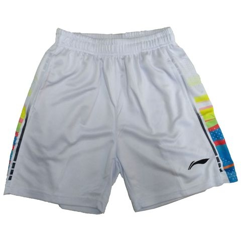 Badminton Shorts Lining Factory Made 7020 White