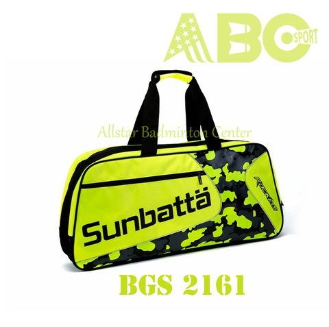 Badminton Bag Badminton Original Sunbatta BGS 2161 Lime