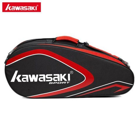 Badminton Bag Kawasaki Original 8675 red