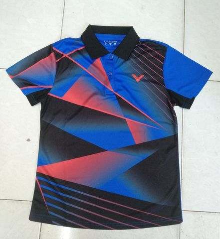 Badminton Shirts Victor 69005 blue