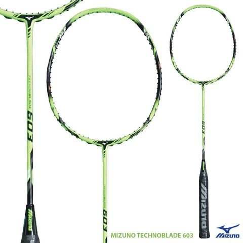 Badminton Racket Mizuno Original Techno Blade 603