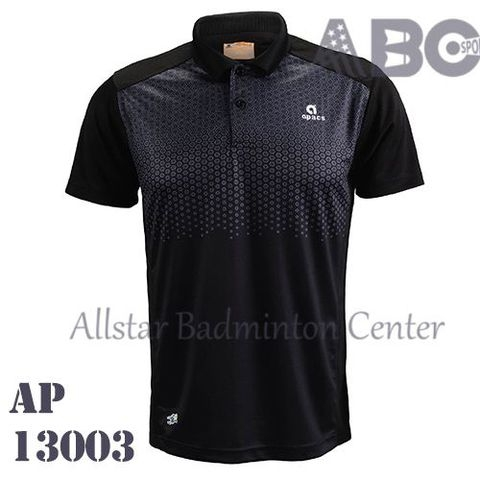 Apacs Badminton T-shirt Original 13003 Black