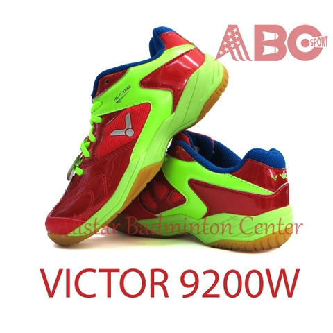 Badminton Shoes Victor AS9200W Red