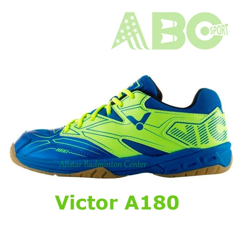 Badminton Shoes Victor A180 Blue