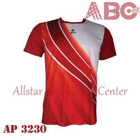 Badminton Shirt Apacs Original 3230 red
