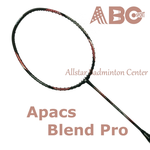 Badminton Racket Apacs Original Blend Pro
