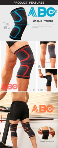 Knee Support Compression Boer high quality
