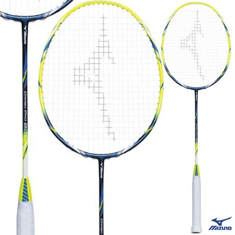 Badminton Racket Mizuno Carbo Pro 801