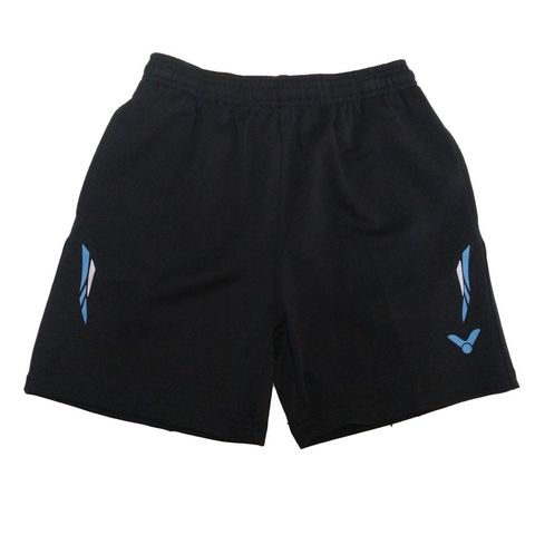 Badminton Shorts Victor Factory Made striped blue white
