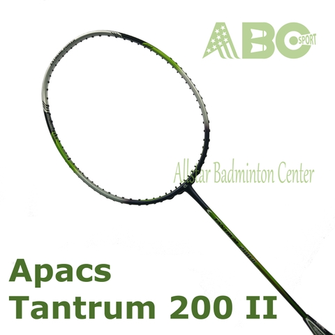 Badminton Racket Apacs Original Tantrum 200 II