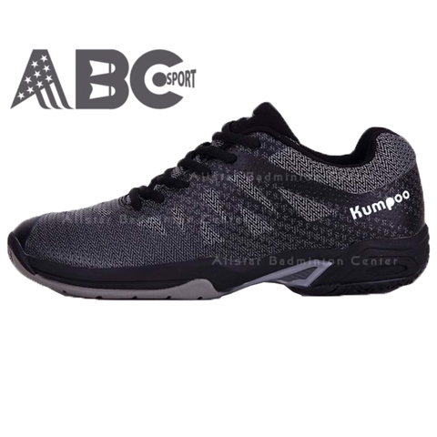 Badminton Shoes Kumpoo KH41 - Black