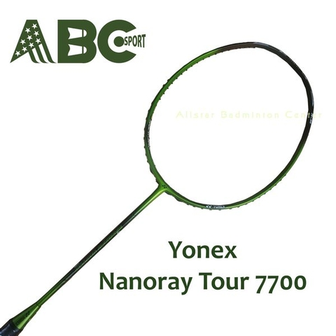 Badminton Racket Yonex Nanoray Tour 7700