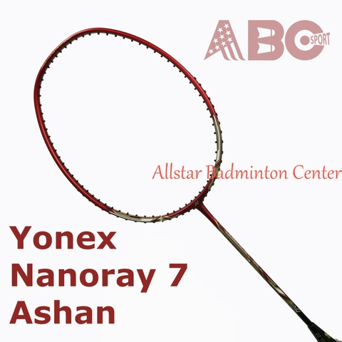 Badminton Racket Yonex Original Nanoray 7