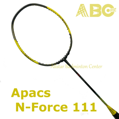 Badminton Racket Apacs Original N Force