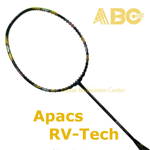 Badminton Racket Apacs Original RV Tech