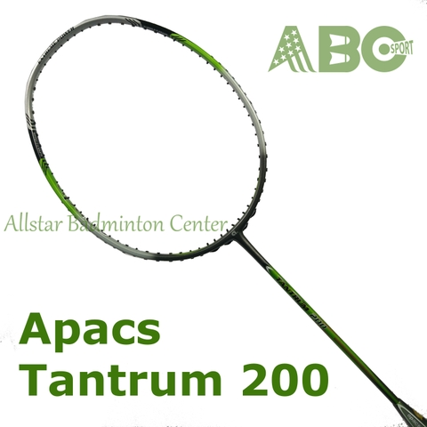 Badminton Racket Apacs Original Tantrum 200