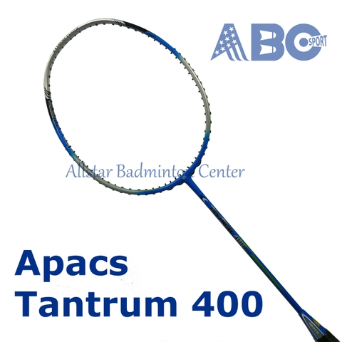 Badminton Racket Apacs Original Tantrum 400