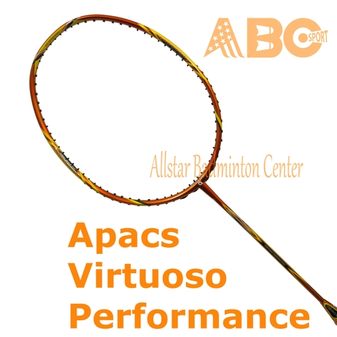 Badminton Racket Apacs Original Virtuoso Performance
