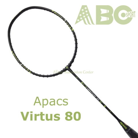 Badminton Racket Apacs Virtus 80