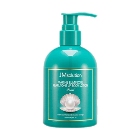 SỮA DƯỠNG THẾ JM SOLUTION #MARINE LUMINOUS PEARL TONE UP BODY LOTION