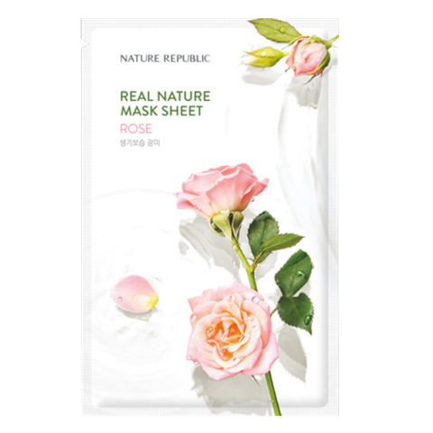 MẶT NẠ NATURE REPUBLIC #ROSE