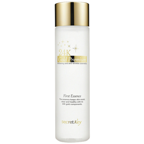 TINH CHẤT DƯỠNG DA SECRET KEY 24K GOLD PREMIUM FIRST ESSENCE 150ML