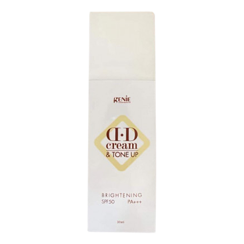 KEM NỀN GENIE D.D CREAM & TONE UP