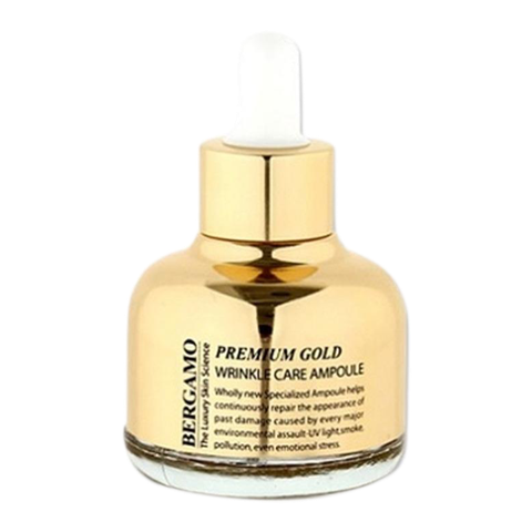 SERUM BERGAMO #PREMIUM GOLD 30ML (HỘP)