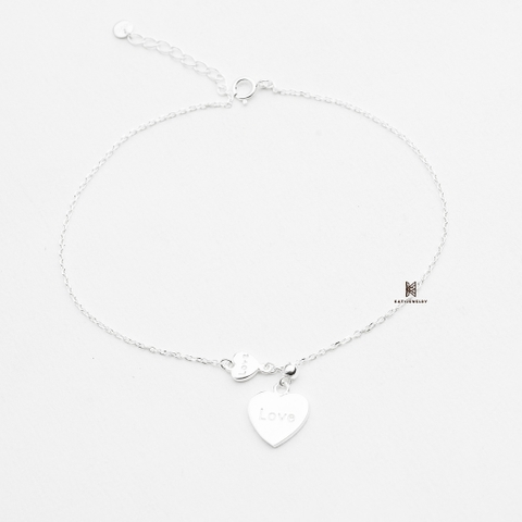ANK HEART LOVE CHAIN