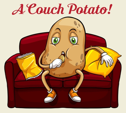 11bilingo - COUCH POTATO - COST AN ARM AND LEG
