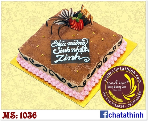 Gateaux chocolate - 1036