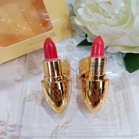 Son Whoo luxury lip rouge special set