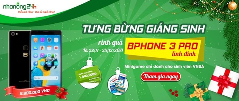 Event Giáng sinh