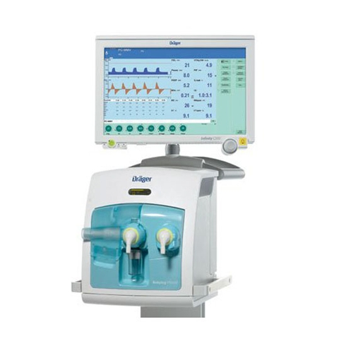 Babylog VN 500 - High Frequency Ventilation