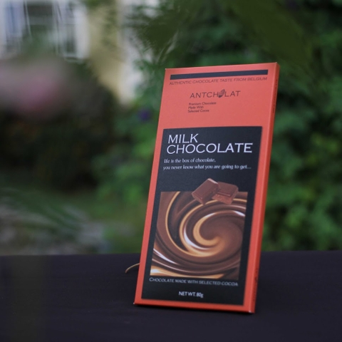 Milk Chocolate Antcholat