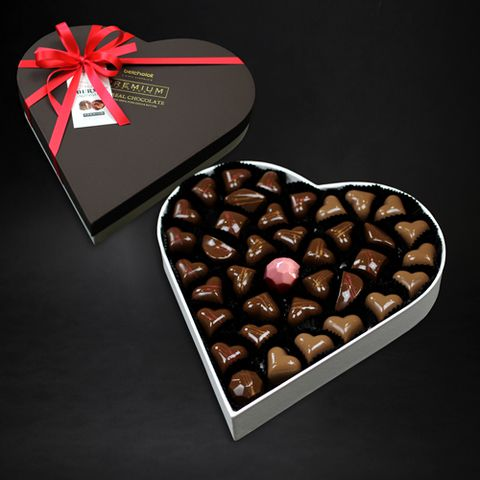 Gourmet Love Chocolate/ Heart