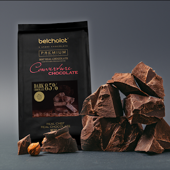 Bitter Chocolate Couverture 85% Cacao