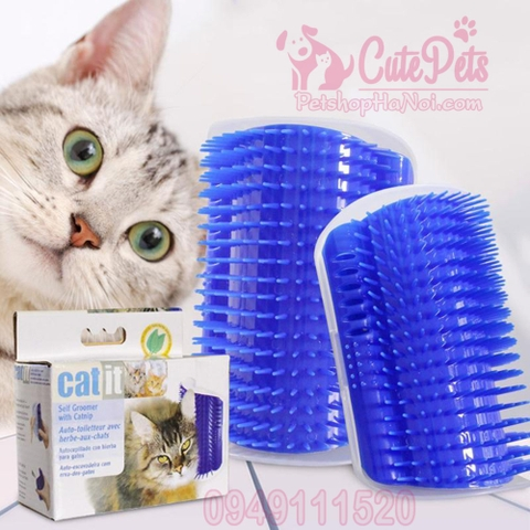 Cọ má cho mèo Cat it Self Groomer - Cutepets