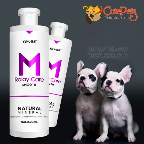 Sữa tắm Yaho M Rolay Care 500ml - CutePets
