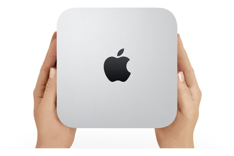 Mac Mini MGEM2 - Core i5 / Ram 4GB / HDD 500GB / Mới 99%