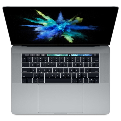 MPTR2 - MacBook Pro 2017 15 inch SSD 256GB TouchBar ( Space Gray) / New 99%
