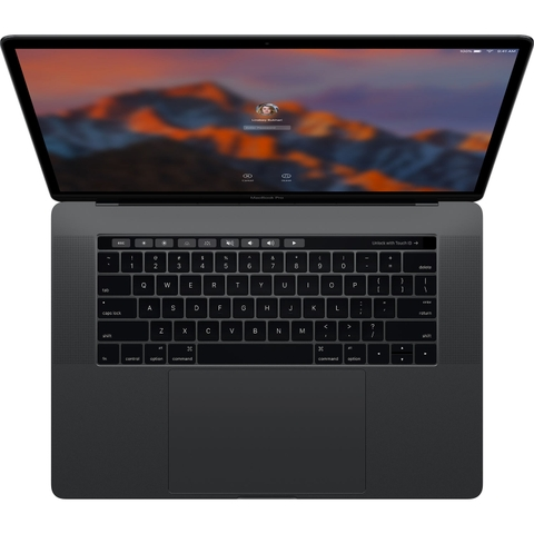 MLH32 - MacBook Pro 2016 15 inch SSD 256GB TouchBar ( Space Gray) New 99%