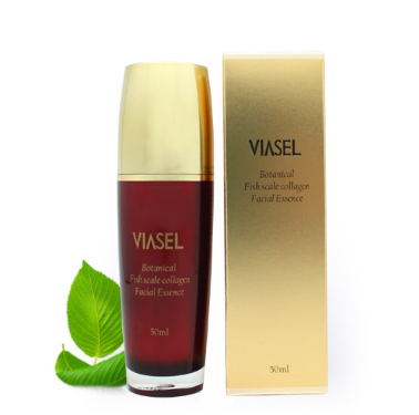 VIASEL BOTANICAL FISH SCALE COLLAGEN FACIAL ESSENCE