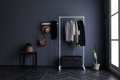 Cloth Rack –White - JNYGTFX-W